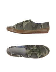 Charles Philip Sneakers Military Green