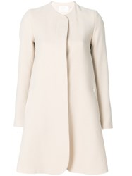 Goat Redgrave Coat Nude And Neutrals
