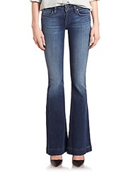 Hudson Ferris Flap Pocket Flared Jeans Canal