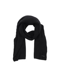 Replay Accessories Oblong Scarves Women Black