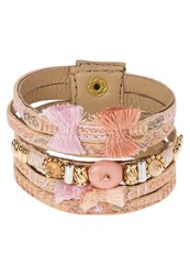 Sweet Deluxe Madita Bracelet Brown Rose Mix