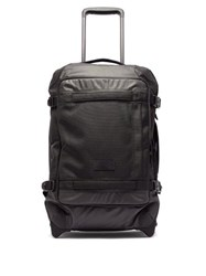 Eastpak Tranverz Cnnct Coat Carry On Suitcase Black