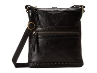 The Sak Pax Swing Pack Black Onyx Cross Body Handbags