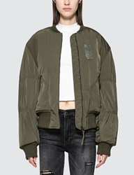 Mhi Maharishi Hida Flight Jacket