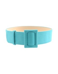 Fausto Puglisi Belts Blue