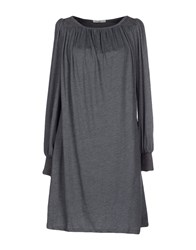 Kling Dresses Short Dresses Women Grey