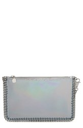 Women's Stella Mccartney 'Falabella' Hologram Handbag