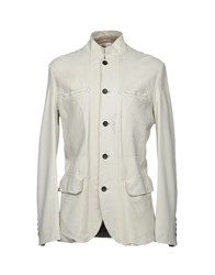 John Galliano Blazers Light Grey