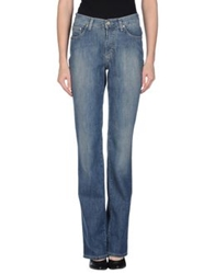 Trussardi Jeans Denim Pants Blue