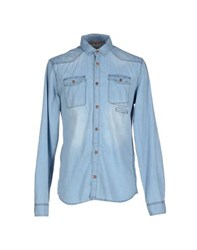 Blend Of America Blend Denim Denim Shirts Men