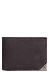 Guess Maurice Wallet Tobacco Dark Brown