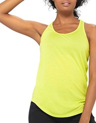 Mpg Shock Racerback Active Tank Top Acidic