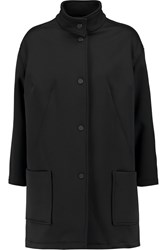 Opening Ceremony Twill Coat Black