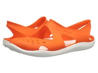 Crocs Swiftwater Wave Active Orange Women's Sandals