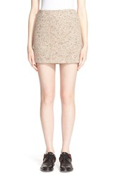 Women's Acne Studios 'Kyte Trash' Miniskirt Light Multi