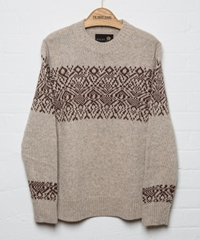 Wolsey Rawcliffe Lambswool Crewneck The Great Divide