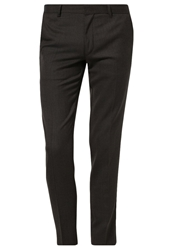 Oscar Jacobson Bill Trousers Brown