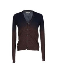 Fred Mello Cardigans Dark Brown