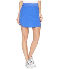 Callaway 17 Fast Track Perforated Skort Dazzling Blue