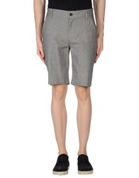 Rvlt Revolution Bermudas Grey
