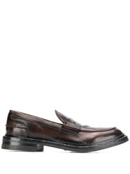 Officine Creative Oxford Shoes Brown