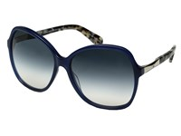 Kate Spade Jolyn S Blue Gold Blue Gradient Lens Fashion Sunglasses