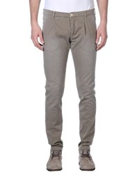 Massimo Rebecchi Trousers Casual Trousers Men Khaki