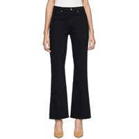 Gold Sign Goldsign Black The Comfort High Rise Jeans