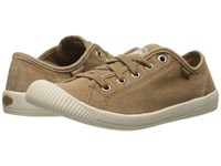 Palladium Flex Lace Tobacco Marshmallow Women's Lace Up Casual Shoes Brown