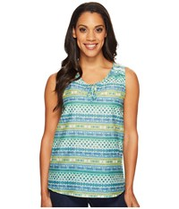 Kuhl Flora Tank Top Belize Sleeveless Multi
