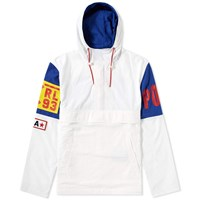 Polo Ralph Lauren Cp93 Pullover Lined Jacket White