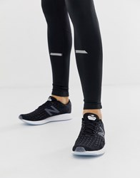 New Balance Running Zante Sneakers In Black Black