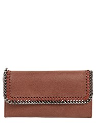 Stella Mccartney Falabella Continental Flap Wallet