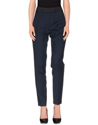 Tara Jarmon Trousers Casual Trousers Women Dark Blue