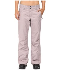 The North Face Sally Pant Quail Grey Women's Outerwear Pink