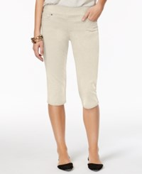 Style And Co Petite Pull On Skimmer Jeans Only At Macy's Stonewall