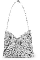 Paco Rabanne 1969 Chainmail Shoulder Bag Silver