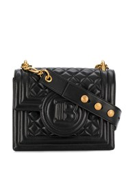 Balmain B Bag 21 Quilted Crossbody Bag 60