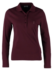 Golfino Polo Shirt Aubergine Dark Purple