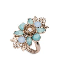 Marchesa Cluster Ring Gold
