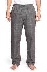 Polo Ralph Lauren Cotton Pajama Pants Charcoal