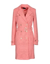 Guess By Marciano Overcoats Pink