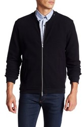Peter Werth Long Sleeve Textured Jacket Black