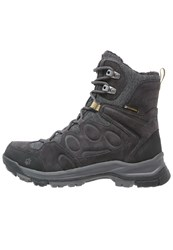 Jack Wolfskin Thunder Bay Texapore Winter Boots Phantom Black