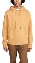 Madewell Pullover Hoodie Yellow