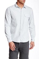 Save Khaki Poplin Work Classic Fit Shirt Multi