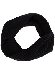 Maiyet Knitted Snood Black