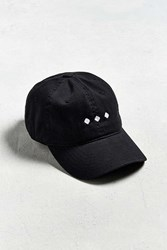 Urban Outfitters The Weeknd Trilogy Baseball Hat Black