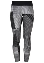 Casall Tights Shifting Silver