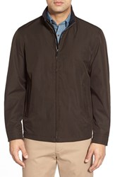 Men's Rainforest Waterproof And Windproof Bomber Caviar
